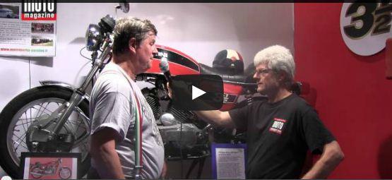 video moto morini passion