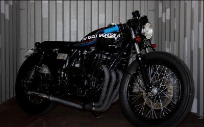 Honda CB 750 Four Ose kmw