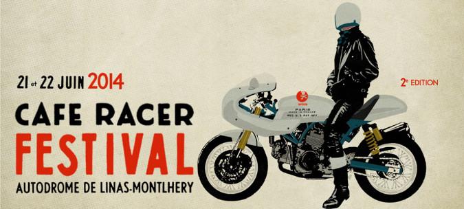 affiche cafe racer festival 2014