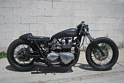 Triumph 2006 Garage Company