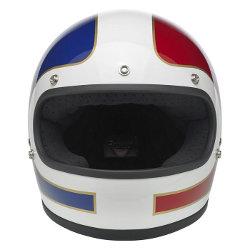 Biltwell Gringo Tracker Red/White/blue